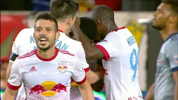 NYRB 2-1 Chicago Fire: Fire fall flat