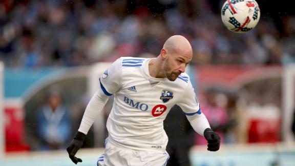 D.C. United 0-1 Montreal: Impact nick three points