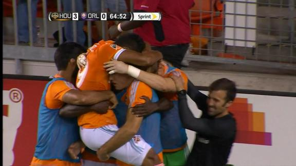 Houston 4-0 Orlando: Dynamo crush Lions