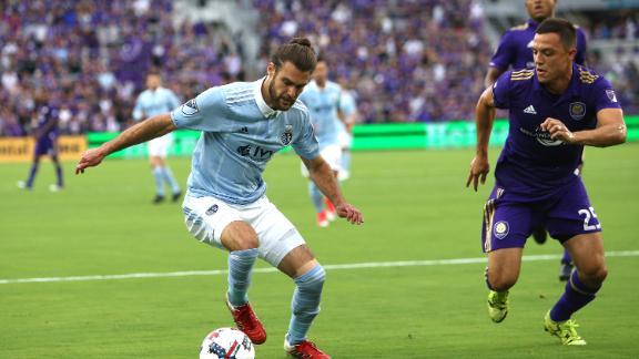 Orlando City 2-2 Sporting KC: Lions' home run ends