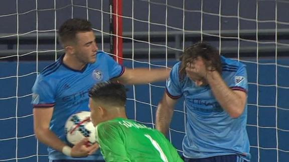FC Dallas 1-1 NYCFC: McNamara heroics earn a point