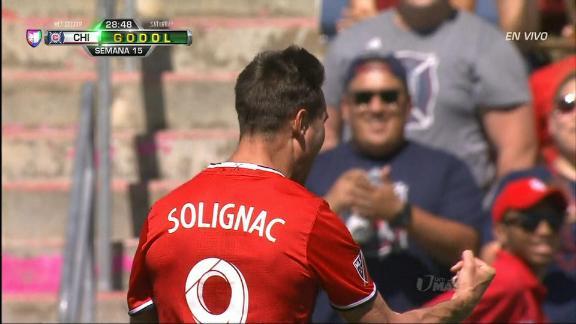Chicago 2-0 Atlanta United: Fire get revenge
