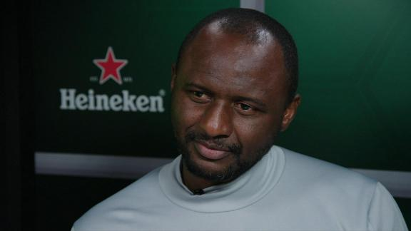EXCLUSIVE: Vieira talks coaching challenges