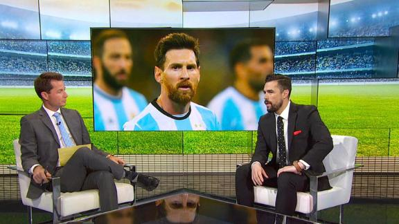 Higuain has denied Messi international silverware