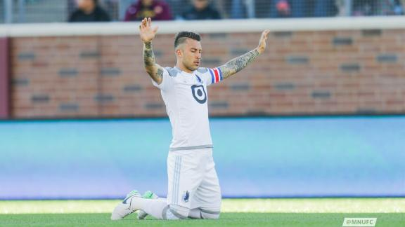 Minnesota 2-2 Vancouver: Loons reverse fortunes