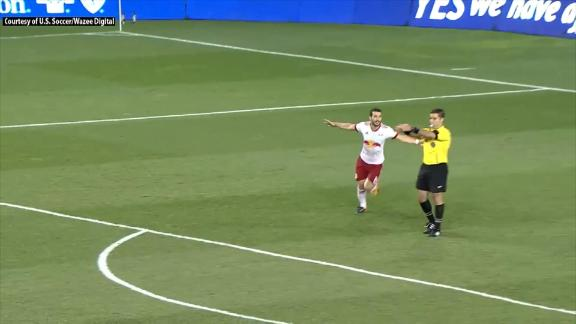 New York (5) 1-1 (3) Philadelphia: Red Bulls get revenge