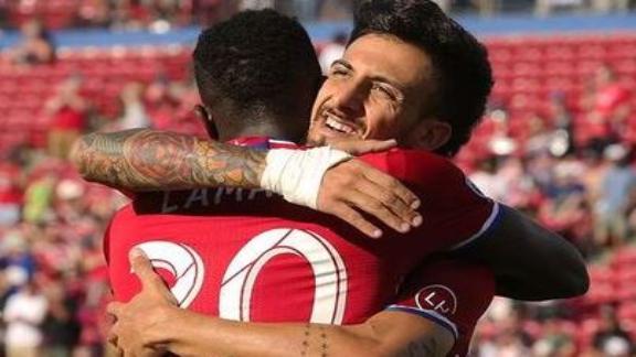 FC Dallas 3-1 Toronto: Lamah nets brace