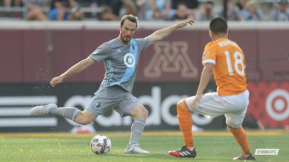 Minnesota 0-0 Houston: Deserved draw in the West