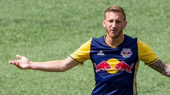 Minnesota 0-3 New York: Red Bulls rout