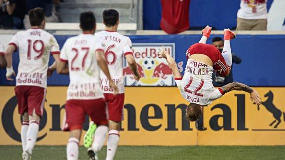 New York 4-0 Montreal: Red Bulls rout Impact