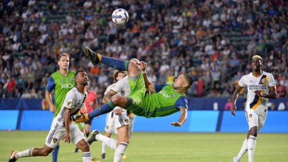 LA Galaxy 0-0 Seattle: Chances scarce