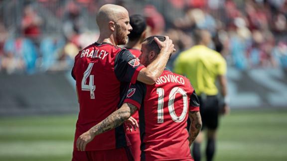 Toronto FC 4-0 NYCFC: The Giovinco show