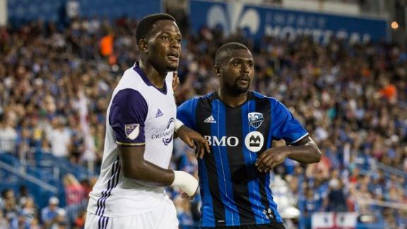 Montreal 2-1 Orlando: Impact win late