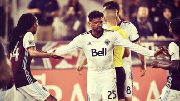 Colorado 2-2 Vancouver: Spoils shared