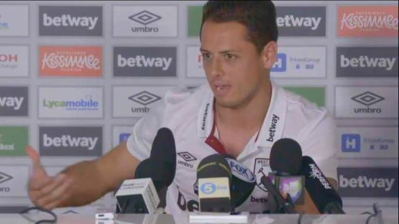 WATCH: Chicharito defends Vela's LAFC move