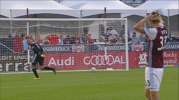 Colorado 0-1 D.C. United: Own-goal sinks Rapids