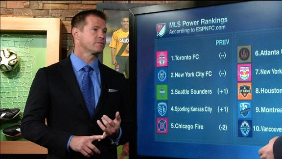 MLS Power Rankings: Toronto make a statement