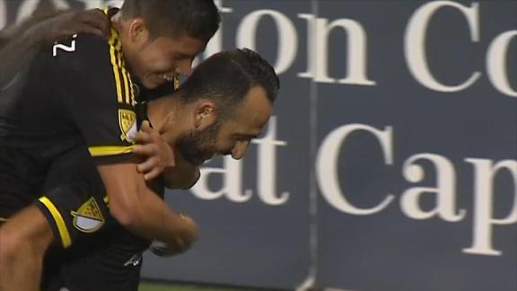 Columbus 2-0 LA Galaxy: Crew, VAR sink LA
