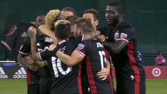D.C. United 1-0 Atlanta United: Own goal lifts hosts