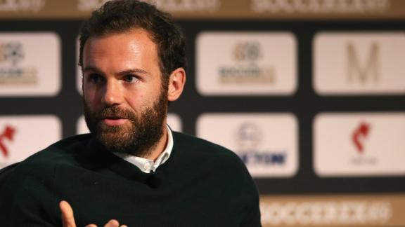 Mata hopes Common Goal initiative can help millions