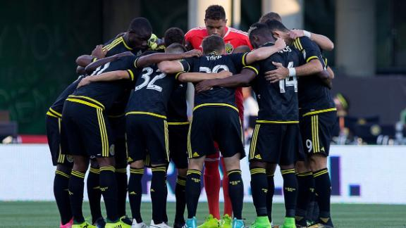 Columbus 1-1 Sporting KC: Crew held at home