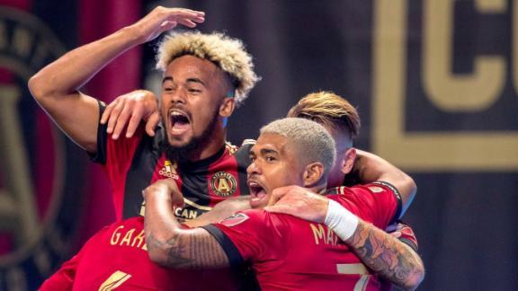 MLS: 27 goals in 90 seconds
