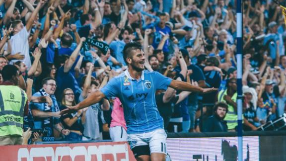 Sporting KC 3-1 Revolution: SKC comeback at home