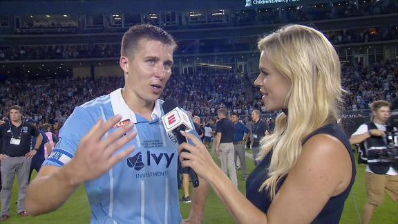 Besler: Home fans carried SKC to the trophy
