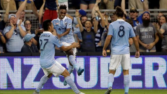 Sporting KC 2-1 NYRB: SKC earn fourth U.S. Open Cup