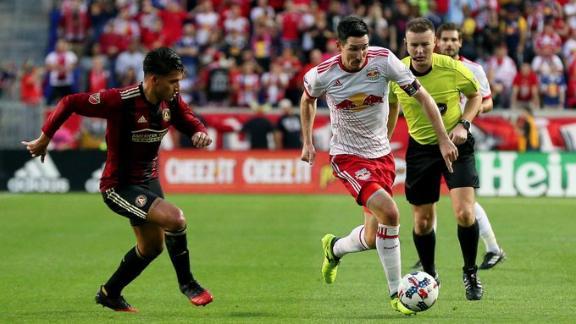 NY Red Bulls 0-0 Atlanta: Big saves in scoreless draw
