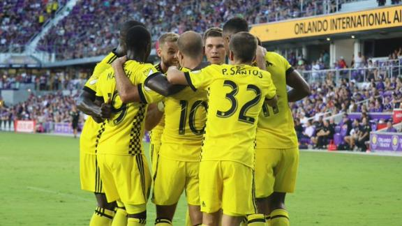 Orlando 0-1 Columbus: Lions lose Kaka farewell