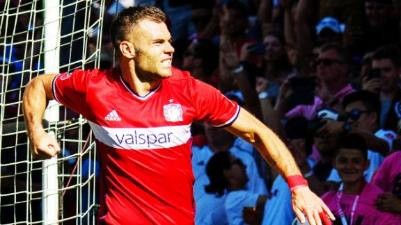 WATCH: Nemanja Nikolic's Golden Boot campaign