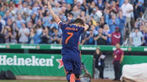 NYCFC 2-2 Columbus: Villa secures No. 2 seed