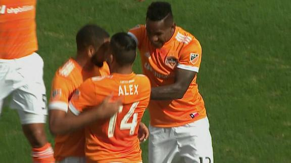 Houston Dynamo 3-0 Chicago Fire: Houston finish 4th in West