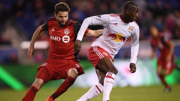 New York 1-2 Toronto: TFC take control