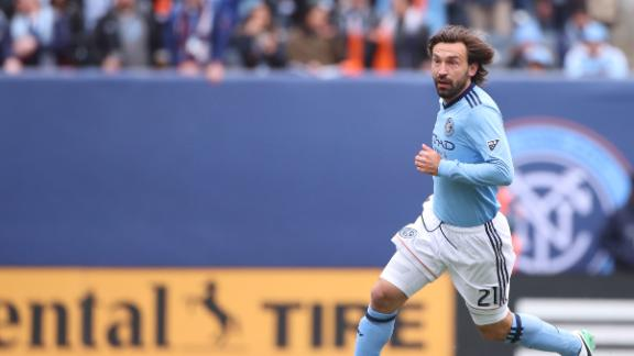WATCH: Pirlo's best moments for NYCFC