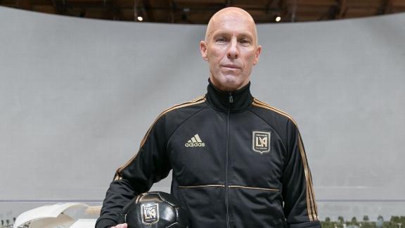 Bradley talks LAFC's draft, preparations for first season