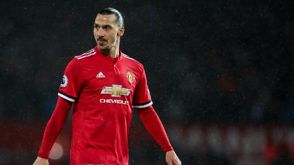 Man Utd striker Zlatan Ibrahimovic signs deal with LA Galaxy