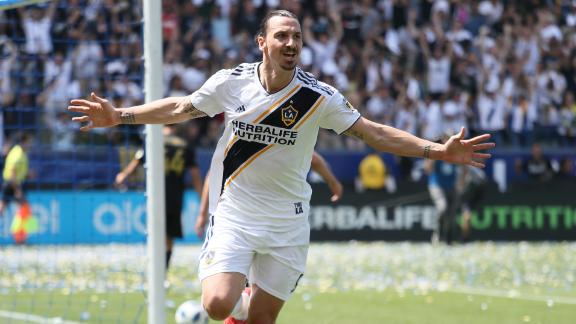 Burley: Zlatan one of the best players of his generation