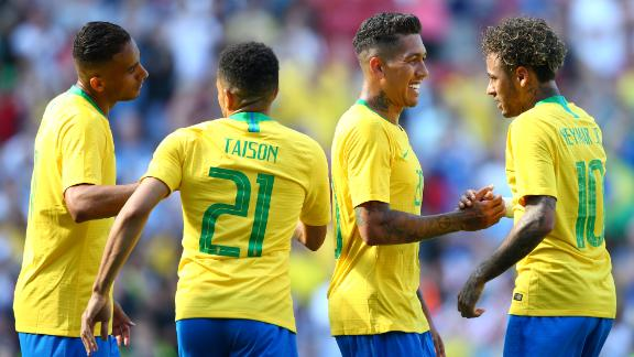 World Cup Power Rankings: Brazil top; where are Mexico?
