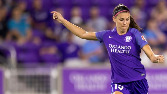watch d05d7 2eff0 Best of Alex Morgan for the NWSL's Orlando Pride