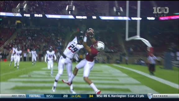 K. Chryst pass,to R. Stallworth for 6 yds for a TD
