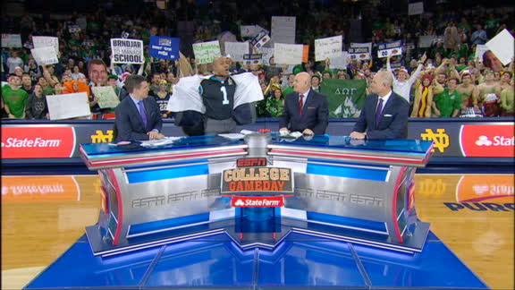 College GameDay picks