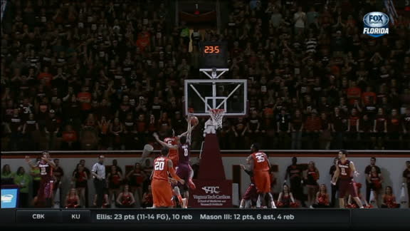 J. Blossomgame made Jumper and 1.