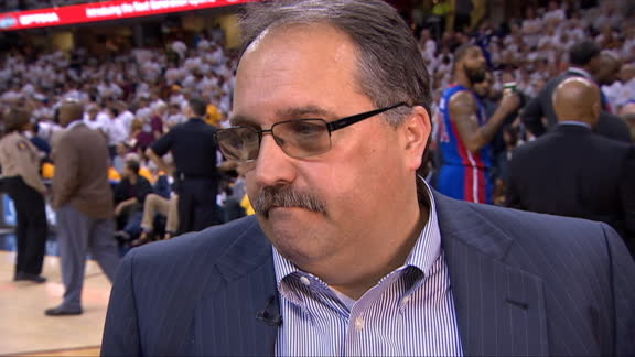 Van Gundy: LeBron gets to do what he wants