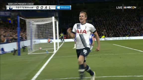 Kane's goal puts Spurs ahead