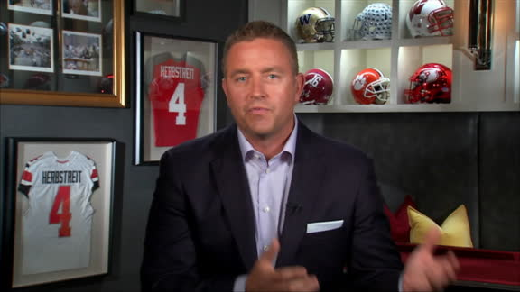Herbstreit believes Washington deserves to be in the top 4