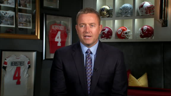 Herbstreit thinks USC's ranking is too low