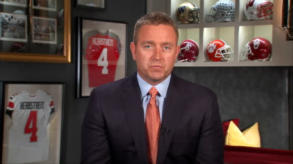 Herbstreit believes Buckeyes are lock for top four