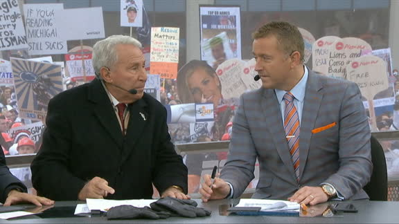 Corso's pick: Wisconsin-Penn State
